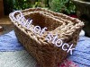 Basket hogla 3 rectangle desk tidy OOS