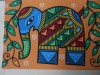 Card Elephant Rickshaw