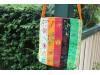Bag Shoulder Blossom Ribbons