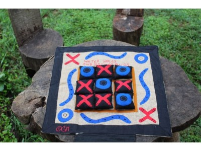 Waterholes and Boomerangs