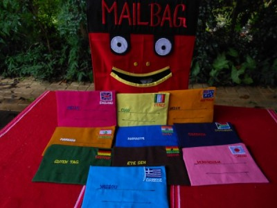 Mailbag with letters