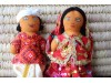 Indian Doll Pair