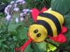 Bee Hand Puppet